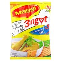 Hạt nêm Maggi xương hầm gà 3 Ngọt - gói 900g