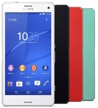 Điện thoại Sony Xperia Z3 Compact - 16GB