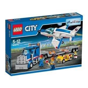Lego City 60079 - Máy bay huấn luyện phản lực