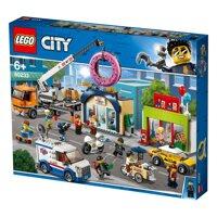 Lego City - Khai trương cửa hàng bánh rán 60233