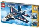 Lego Creator 31039 - Máy Bay Phản Lực Màu Xanh