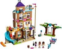 Lego Friends 41340 - Ngôi nhà tình bạn