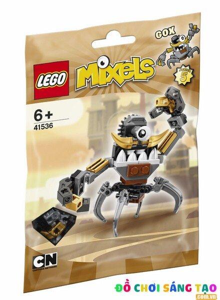 Lego Mixels 41536 - Sinh vật Gox