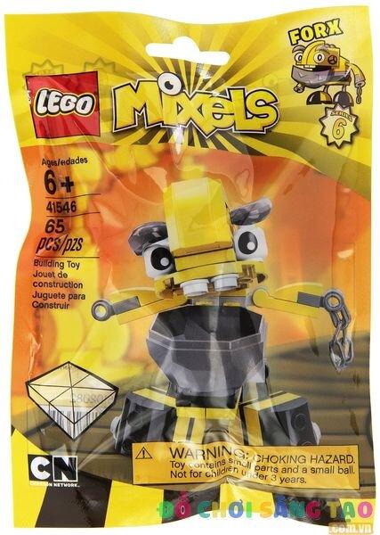 Lego Mixels 41546 - Sinh Vật Forx