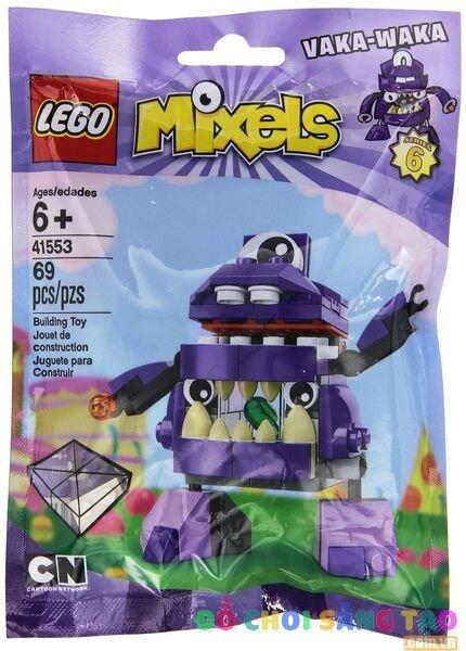 Lego Mixels 41553 - Sinh Vật Vaka-Waka