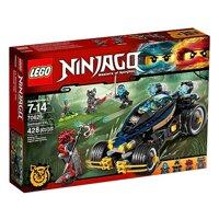 Lego Ninjago 70625 - Xe Chiến Đấu Samurai VXL