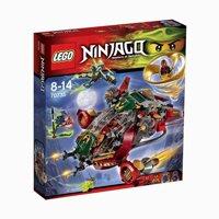Lego Ninjago 70735 - Tàu Chiến Ronin R.E.X