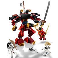 Lego Ninjago – Chiến giáp Samurai 70665