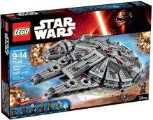 LEGO Star Wars 75105 - Phi Thuyền Millennium Falcon