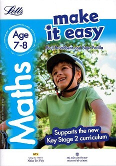 Letts Make It Easy – Maths (Age 7-8)