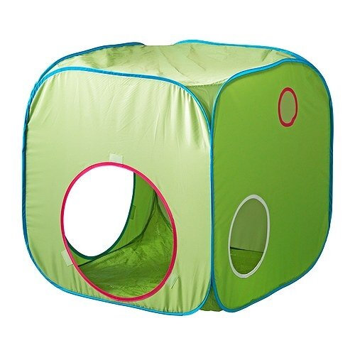 Lều trẻ em Ikea vuông