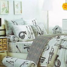 Bộ drap bọc TOTO TT3886 160 x 200 x 25 cm