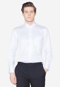 Áo sơ mi trắng nam Gio Bernini Slim Fit MS061