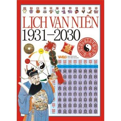 Lịch vạn niên 1931 - 2030 - Nhiều tác giả