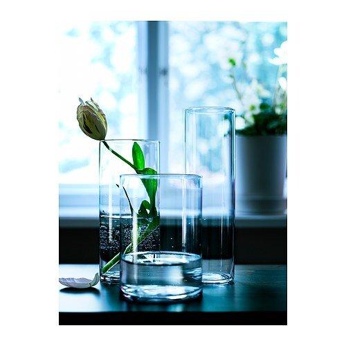 Lọ hoa Ikea Cylinder - 3 cái