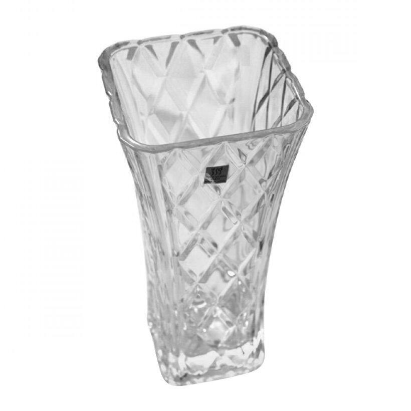 Lọ hoa thủy tinh Toyo Sasaki Glass P-26488-EX-V