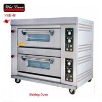 Lò nướng bánh công nghiệp 2 tầng điện YXD-40C
