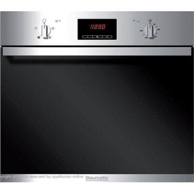 Lò nướng Baumatic BO616SS - Lò nướng âm tủ