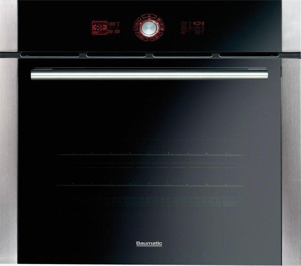 Lò nướng Baumatic BO670SS - Lò nướng âm tủ