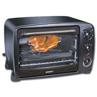 Lò nướng cơ Sanaky VH50 (VH-50)  - 50 lít, 2000W, màu: B/ S/ N/ HY