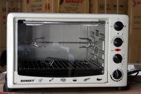 Lò nướng điện Sanaky VH358B (VH358S)