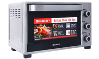 Lò nướng Sharp EO-A323RCSV-ST - 32 lít, 1500W