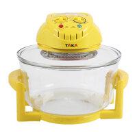 Lò nướng thủy tinh Taka TKE106 - 12L, 1300W