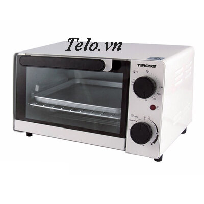 Lò nướng Tiross TS9601, dung tích 9 lít