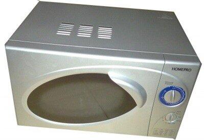 Lò vi sóng HomePro HP-MG23 - Lò cơ, 23 lít, 800W, có nướng
