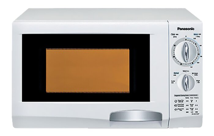 Lò vi sóng Panasonic NN-S215WF (NNS215WF) - Lò cơ, 20 lít, 800W, có nướng