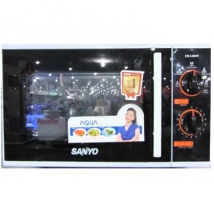 Lò vi sóng Sanyo EM-G2004W - Lò cơ, 20L, có nướng