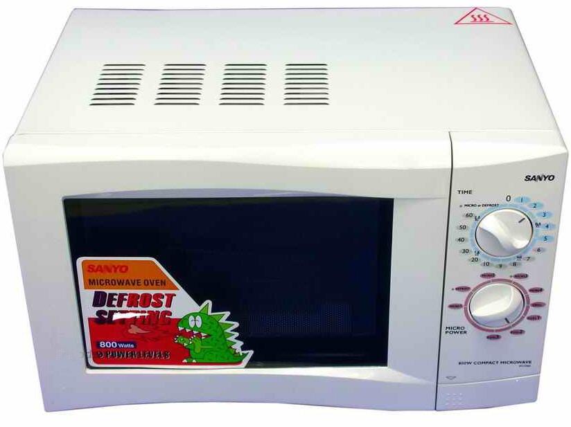 Lò vi sóng Sanyo EM-G2067S (EMG2067S/ EMG-2067) - Lò cơ, 20 lít, 800W, có nướng