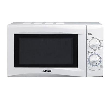 Lò vi sóng Sanyo EMG2088W (EM-G2088W) - Lò cơ, 20 lít, 800W, có nướng