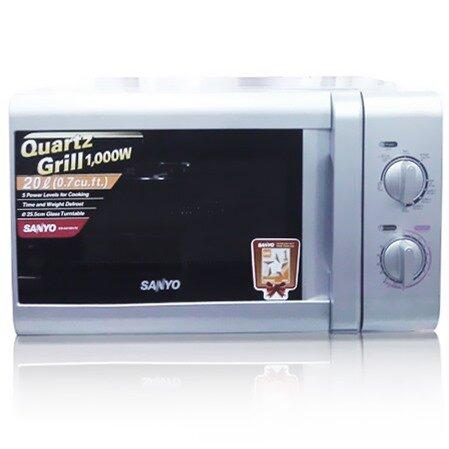 Lò vi sóng Sanyo EMG2182V (EM-G2182V) - Lò cơ, 20 lít, 700W, có nướng