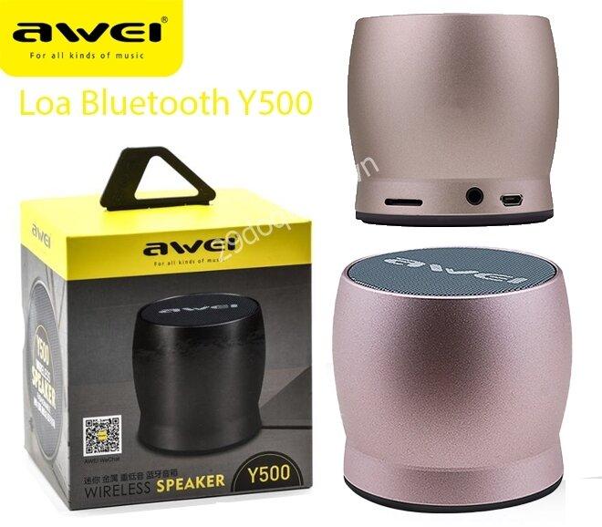 Loa Bluetooth Awei Y500
