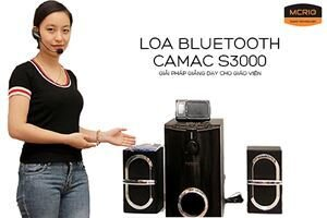 Loa Bluetooth Camac S3000