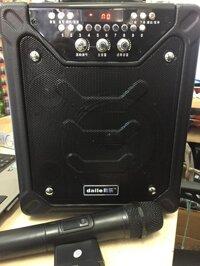 Loa Bluetooth Karaoke Daile S11