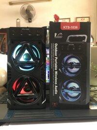 Loa Bluetooth Karaoke KTS- 1036