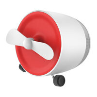Loa Bluetooth Mini kèm quạt Rock RAU0575