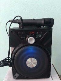 Loa bluetooth P88, kèm mic