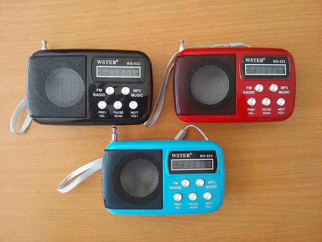 Loa Bluetooth WS-822