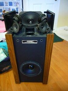 Loa Bose 601 II
