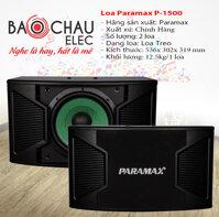 Loa karaoke Paramax P-1500