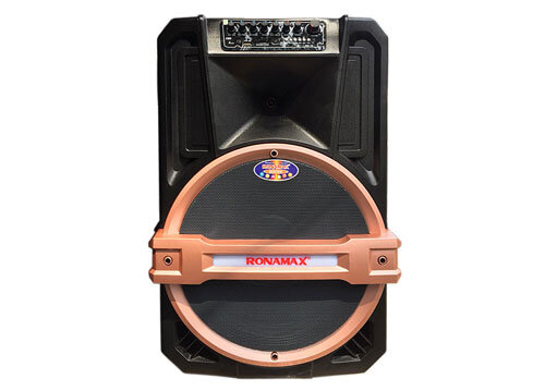 Loa kéo di động Ronamax MDX15