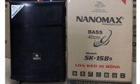 Loa kéo Nanomax SK-15B9