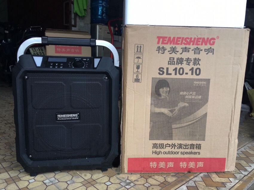 Loa kéo Temeisheng SL10-10