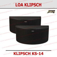 Loa Klipsch KS-14, loa surround dòng Icon