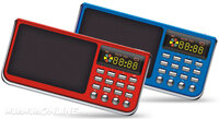 Loa Nghe Nhạc USB Thẻ Nhớ FM Aibo UN55