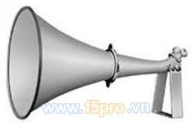 Loa TOA DHA-11 - Loa phát thanh hình nón