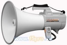 Loa TOA ER-2230W - Loa phát thanh đeo trên vai